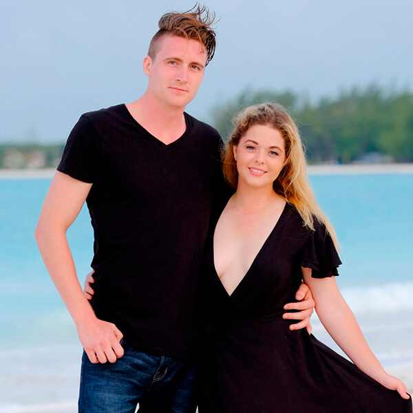 Hudson Sheaffer, Sasha Pieterse